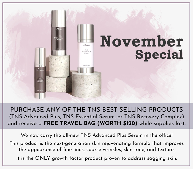 November Specials at Orchard Park Dermatology NY