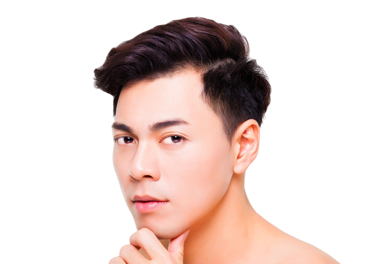 The benefits of injectable fillers for men